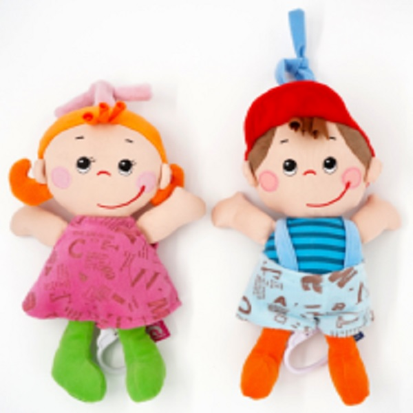 ICTI approved toy factory personalized cloth dolls stuffed custom plush rag doll