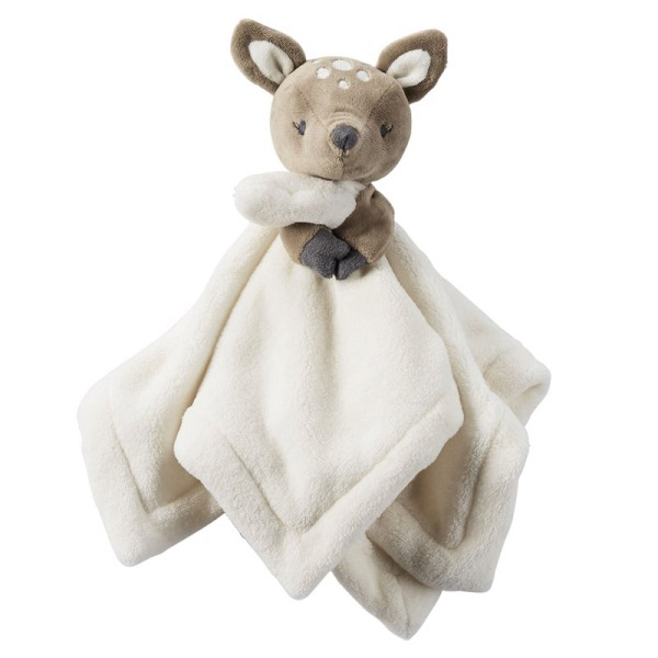 China custom soft plush toy Doudou Blanket toys