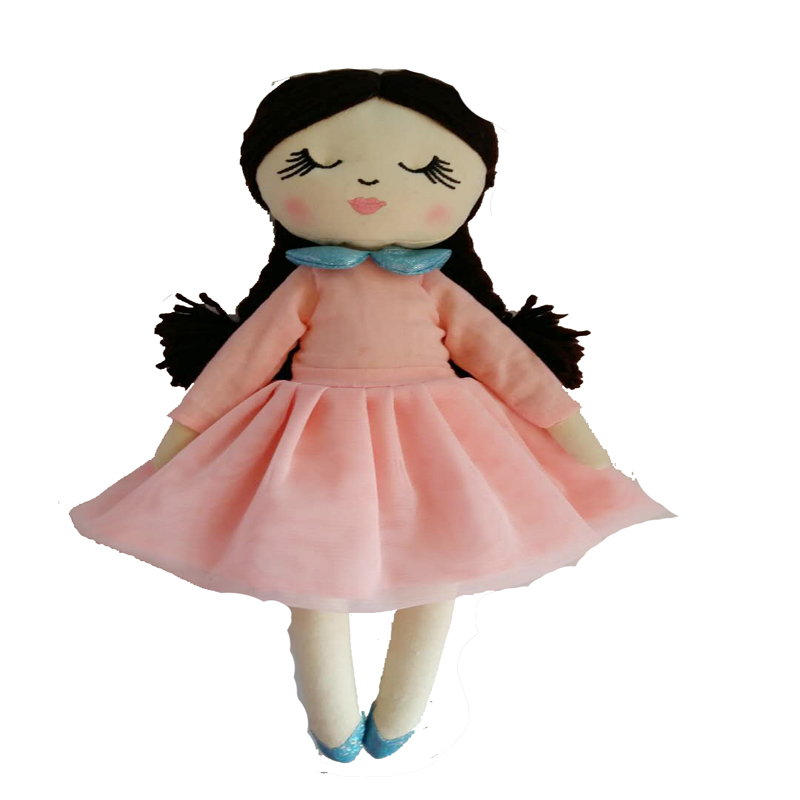 Target Plush soft children rag doll for kids
