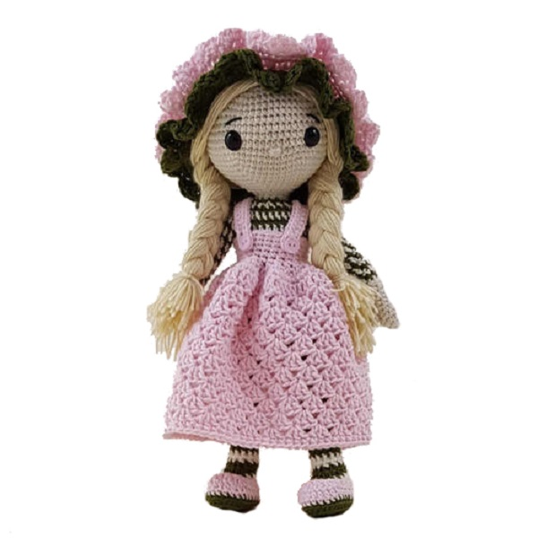 China Factory custom handmade Amigurumi Soft Doll Crochet knitting Toys